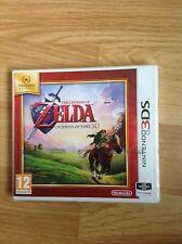 Leyenda de Zelda: la Ocarina del Tiempo 3 DS, nuevo Y Sellado