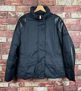 Peuterey Goose Down Filled Jacket Coat Size Large J59