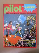 PILOT Rivista Fumetti n°6 1982 Christin Bilal - Ribera Godard   [D9]