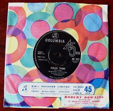 "HUMPHREY LYTTELTON CARLOS' THEME 7"" TV COLUMBIA (1962) NM- SENTIMENTAL AGENT"