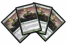 4 GROUNDSWELL Worldwake NM Ingles MTG Suelo De Fondo x4 Magic