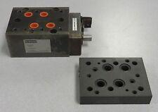 ELWOOD DO8 Isolation Valve PN: 9793-9522 M/N: ISO-DO8-6K-BT
