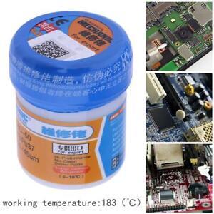 Sn63/Pb67 Welding Fluxes Solder Paste Flux XG-50 BGA Reballing Lead Glue