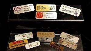 Personalised Name Badges ID Badges