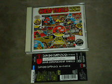 Janis Joplin‎ Big Brother & The Holding Company Cheap Thrills Japan CD