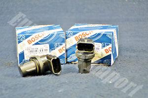 Mercedes-Benz Engine Camshaft Position Sensor CPS Bosch Made in Germany 2 PCS