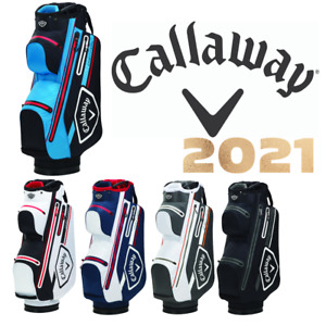 NEW Callaway Chev DRY Cart Bag - 2021 Model - Free UK Delivery