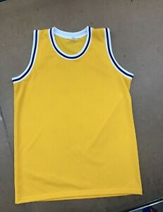 Blank Los Angeles Lakers Basketball Jersey **BRAND NEW** Champion Replica Small