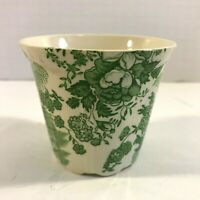 Tonquin Green Royal Staffordshire Cigarette Holder Clarice Cliff England 2 5/8""