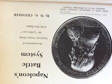 a1k ephemera 1965 article napoleon and his battle system d g chandler