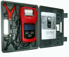 MYTEC TS3  Car battery tester with Printer ( professional )