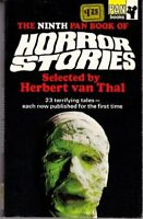 Pan Book of Horror Stories: Volume 9 0330021443 The Fast Free Shipping