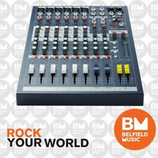 Soundcraft EPM6 Analog Mixer 6-Ch 6 Channel Sound Craft EPM-6 - Brand New