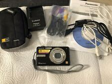 Panasonic LUMIX DMC-F3 12.1 MP Digital Camera DC