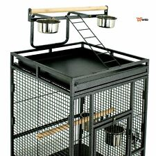 Large Bird Cage 61 Top Play Non-Toxic Power Coated Steel Best Pet House - Rsenio
