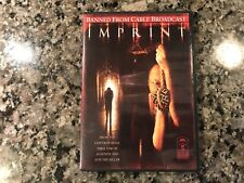 Imprint Dvd! 2007 Indie Thriller!