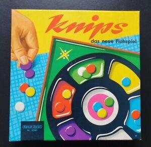 VINTAGE Knips Spear Spiel 50er - Flohspiel  - komplett - super erhalten