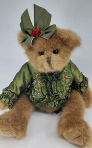 """BELLA BEARY  Bearington  Bear 14"""" 2011 Collectible Series Rare"""