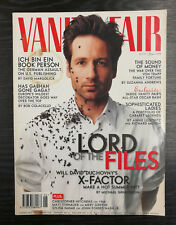 Vanity Fair Magazine - David Duchovny: June 1998