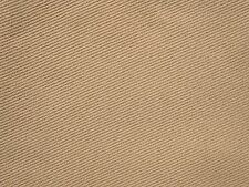 Upholstery Fabric - Striped Suede Capuccino (17.5m)