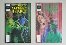 Tales Of The Green Hornet 1 2 Complete Now Comics Set Series Run Lot 1-2 VF/NM