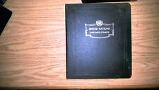 UNITED NATIONS COLLECTION IN WHITE ACE ALBUM, ALL MINT, MOSTLY MNH