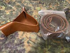 Peregrine Quick-Shot Shotgun Holster - Leather