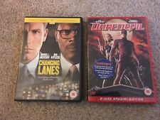 Ben Affleck DVD Bundle/Changing Lanes/Dare Devil