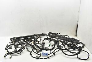 2015 Ford Mustang GT 5.0 Damaged Rear Body Wiring Wire Harness Assembly OEM 15