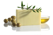 3 Natural 100 % Virgin Olive Oil Soap Dead Sea minerals body shop Original 150gr