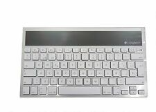 New OEM Logitech K760 Wireless Bluetooth Solar Keyboard For Mac iPad iPhone iMac