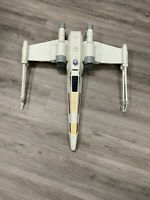 Vintage Kenner Star Wars X-Wing Fighter 100%  Complete Hasbro Nice Size