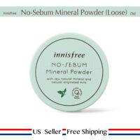 innisfree No Sebum Mineral Powder 5g Shine Control + Free Sample [ US Seller ]