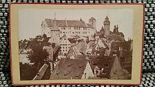 CDV Foto Nürnberg Burg