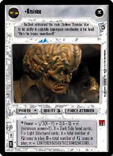 Brainiac [Near Mint/Mint] A NEW HOPE LIMITED BB star wars ccg swccg