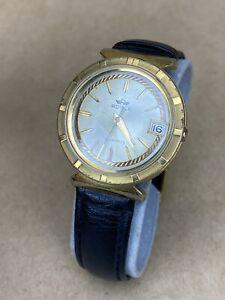 Royce 30 Jewels 1950s Wristwatch Fancy Lugs