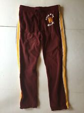 {NWT] Abercrombie & Fitch Mens Classic Sweatpants Burgundy (Size :M)