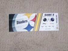Steelers vs Vikings  Full Ticket  September 17, 2017 @ Heinz Field
