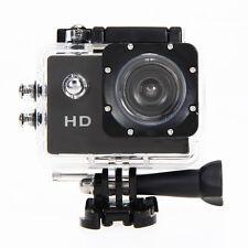 "2.0"" 12MP HD 720P Car Sports Action Underwater 30M Camera Camcorders Mini DV"