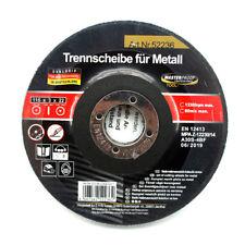 Masterproof Trennscheibe Trenn Scheibe für Metall 3er Set 115mm