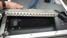 Pelco Cm9700-Vpp 32 Channel Video Patch Panel