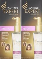 PACK OF 2 Pantene Expert Age Defy Advanced Thickening Hair Treatment-4.2 oz