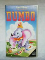 Dunbo Los Big-Size Aus Walt Disney Film Video Spanisch Pal