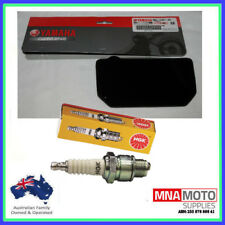PW80 PEEWEE80 YAMAHA SERVICE KIT (SPARK PLUG & AIR FILTER)