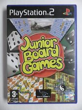 COMPLET jeu JUNIOR BOARD GAMES playstation 2 PS2 en francais juego gioco spiel