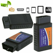 WIFI ELM327 OBD2 OBDII Car Diagnostic Scanner Code Reader Tool For iOS Android