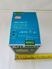 Meanwell NDR-480-24 Power Supply - New unboxed