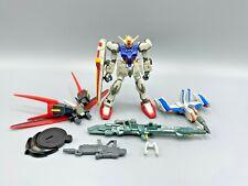 "MSIA SEED GAT-X105 Aile Strike Gundam & Sky Grasper 4.5"" Action Figure BANDAI"