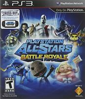 PlayStation All-Stars Battle Royale - 2012 - (Teen) - Sony PlayStation 3 PS3