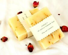 Unikbaby's All Natural Handmade Soap Aloe Calendula (buy more save on shipping)